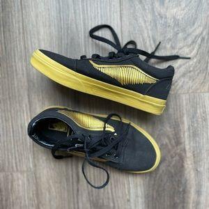 VANS Harry Potter Golden Snitch Sneakers